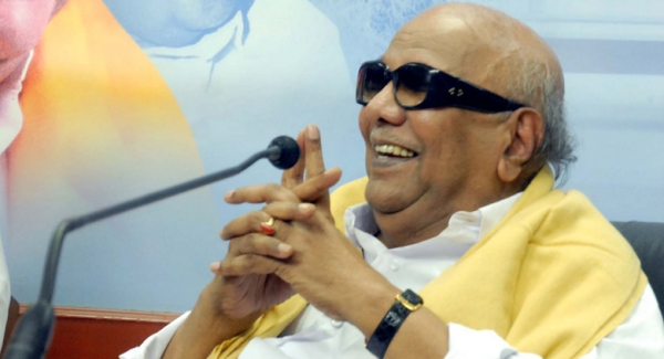 How Much you know about M Karunanidhi?