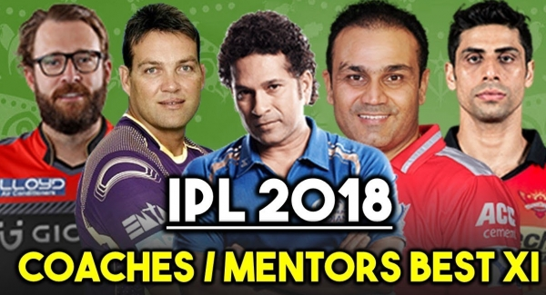 How well you know of coaches guiding your favourite IPL teams?