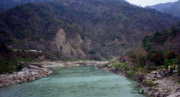 Check your facts for origin of Indian RIvers