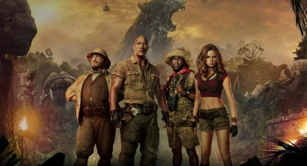 How well you know about Jumanji: Welcome To The Jungle?