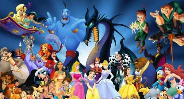 Do you know which animated Disney characters are described here?