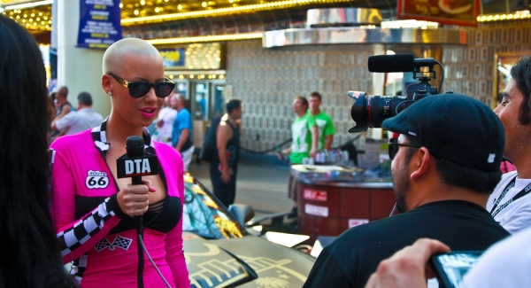How well you know about Amber Rose?