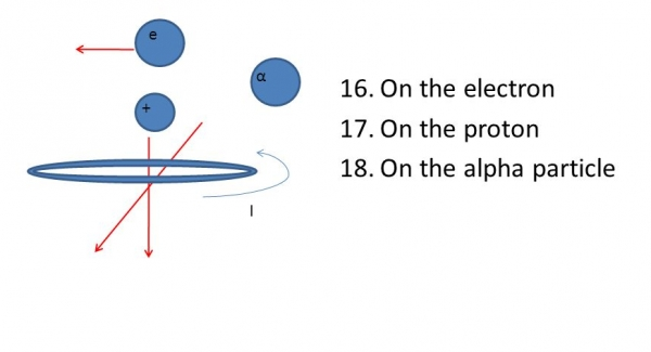 Magnetic field quiz