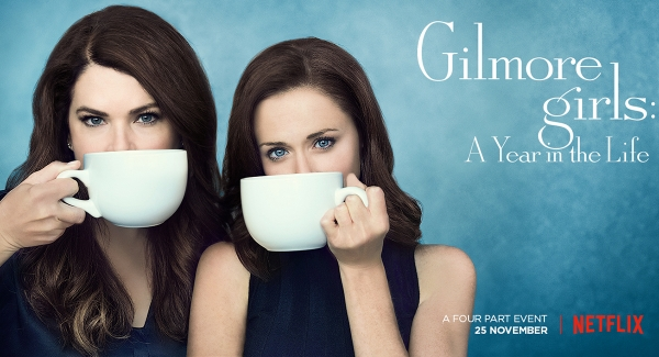 Gilmore Girls Quiz | Test about netflix show Gilmore Girls: A Year in the Life
