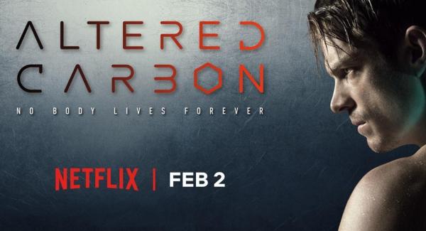 Altered Carbon Quiz |  Netflix Series