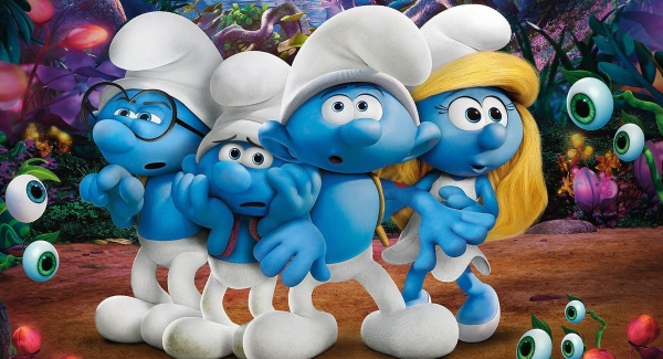 How well do you know about The Smurfs?