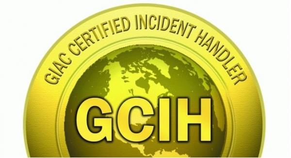 GCIH Certified Incident Handler Quiz
