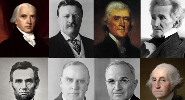 Presidential History Quiz (1901–2016)