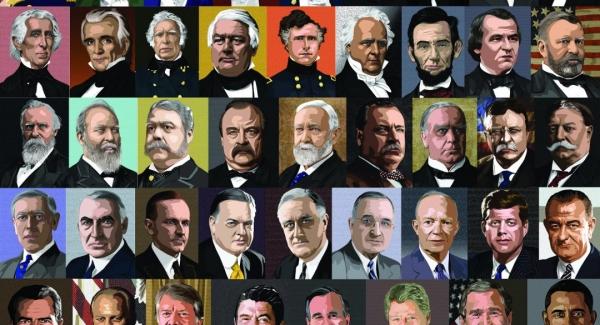 Presidential Order Quiz