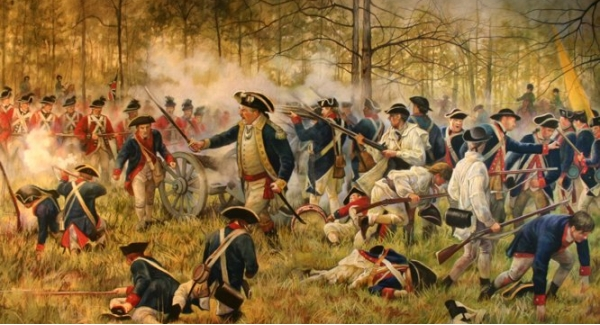 American Revolutionary War Quiz