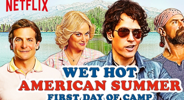 Wet Hot American Summer:First Day of Camp? Quiz