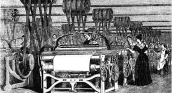 Industry 1700 - 1900 Quiz