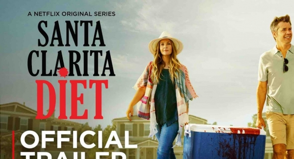 How much you know about this bizarre series Santa Clarita Diet?