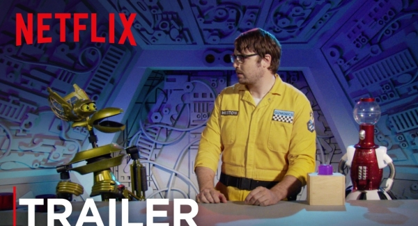 How well you know of Netflix series Mystery Science Theater 3000?