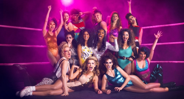 How much you know about this bizarre series GLOW?