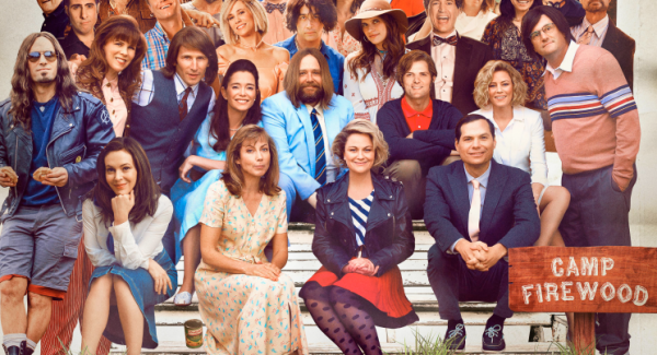 How much do you know about Netflix show Wet Hot American Summer: Ten Years Later?