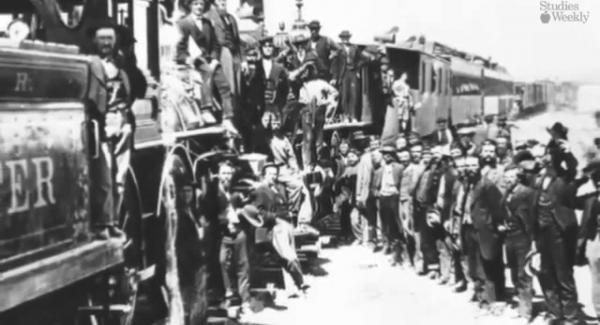 Transport 1700 - 1900 Quiz