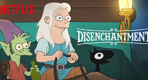 Disenchantment Quiz | How much you know bizarre series Disenchantment?