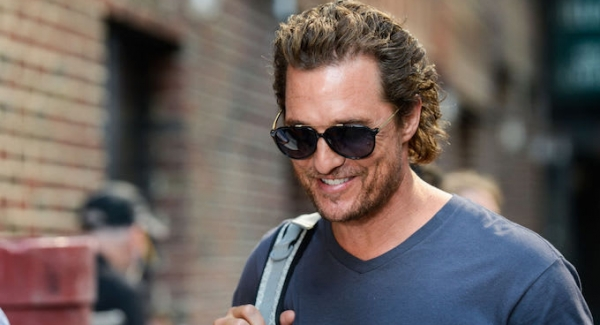 How well do you know about Matthew McConaughey Quiz