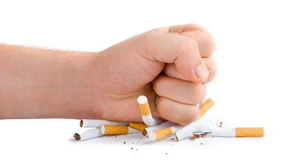 Be Smart and Stay Free of Tobacco Addiction!