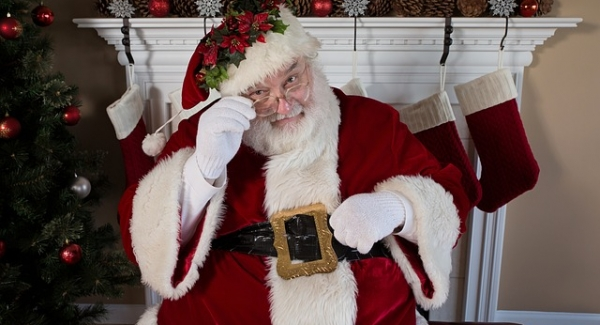 Will you get gifts from Santa this year?
