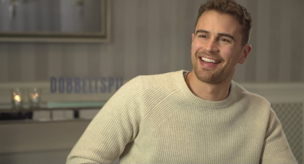 How well do you know about Theo James Quiz