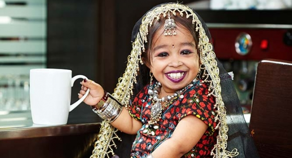Jyoti Amge Quiz How well do you know about Jyoti Amge Quiz