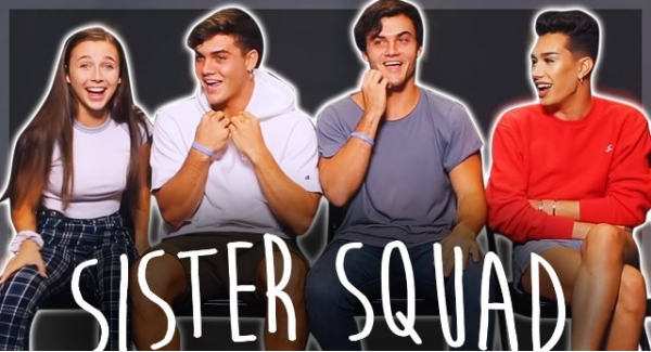 Which Sister Squad Character Am I? Sister Squad Quiz member