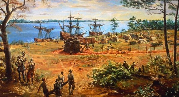 Colonial America History Quiz