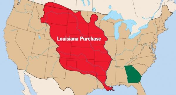 Louisiana Purchase History Quiz