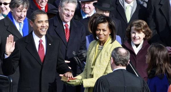 Presidential Inaugurations History Quiz
