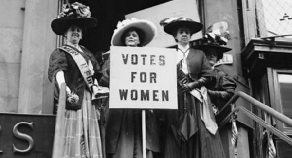 Women's Suffrage History Quiz