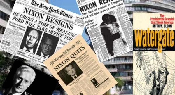 Watergate Scandal History Quiz