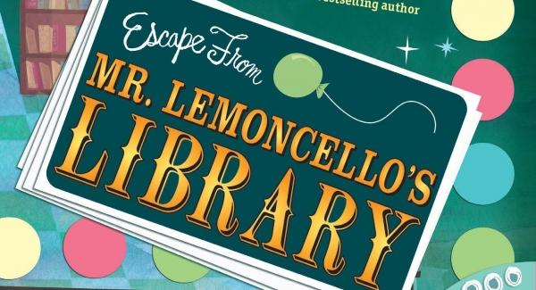 Escape from Mr. Lemoncello's Library Quiz