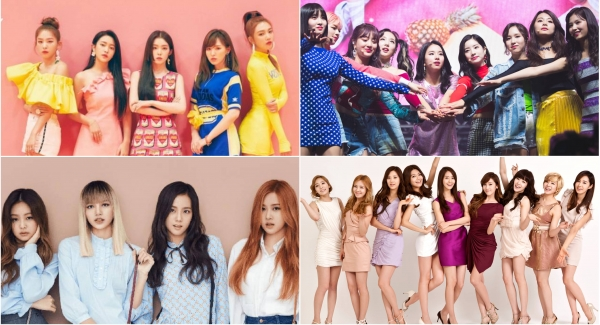 Which K-Pop Girl Group Should You Join? Quiz