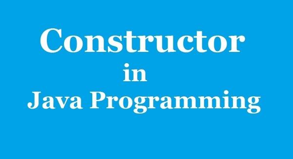 Quiz: Java Programming Mock tests on Constructors.