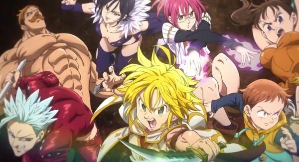 Quiz: Which Nanatsu no taizai Character are you?