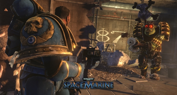 What Space Marine Chapter are you? Quiz
