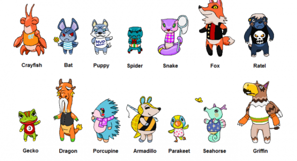 What Animal Crossing Villager Species Are You? | Animal Crossing Species Am I