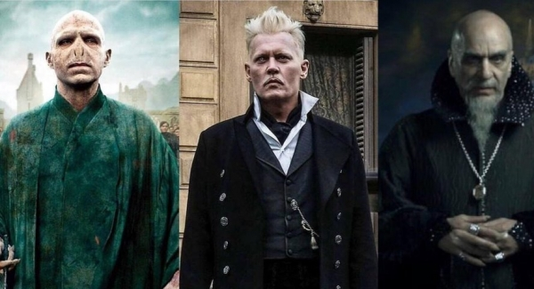 Which HP Villain Would Be Your BFF