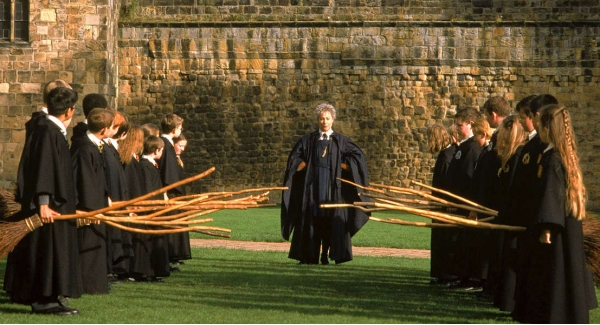 Harry Potter Quiz: Which School Of Magic Would You Attend?