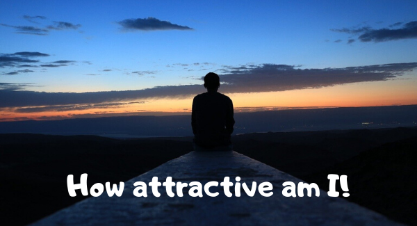 How attractive am I!