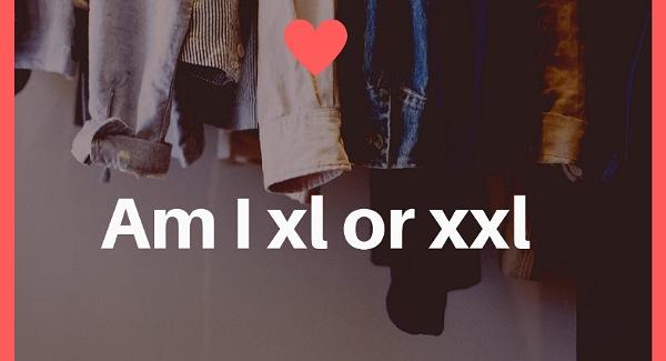 Am I XL or XXL?