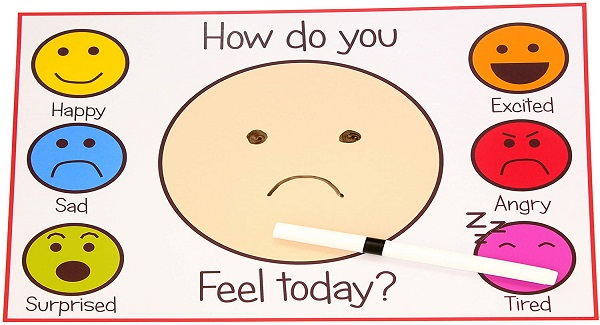 How am i feeling today ?