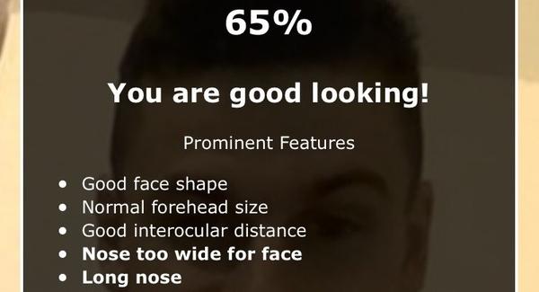 am i good looking quiz