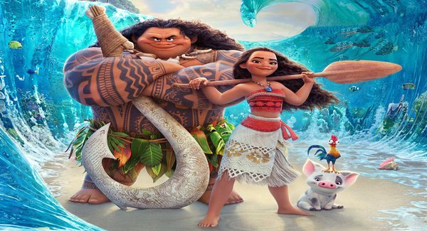 Quiz: Which Moana Character Should Be Your Best Friend?