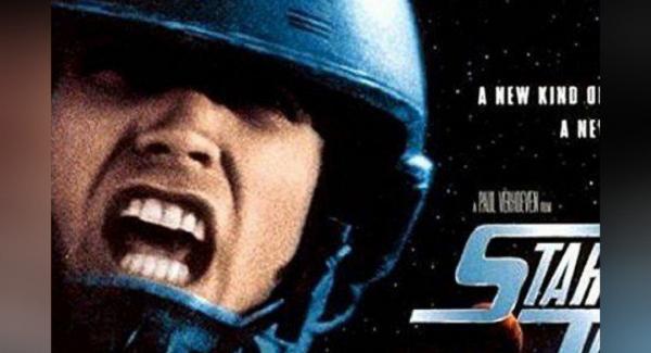 Starship troopers quiz